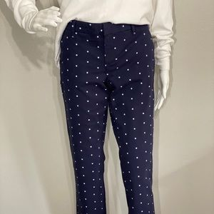 Dark blue Tommy Hilfiger pants size 4, office type
